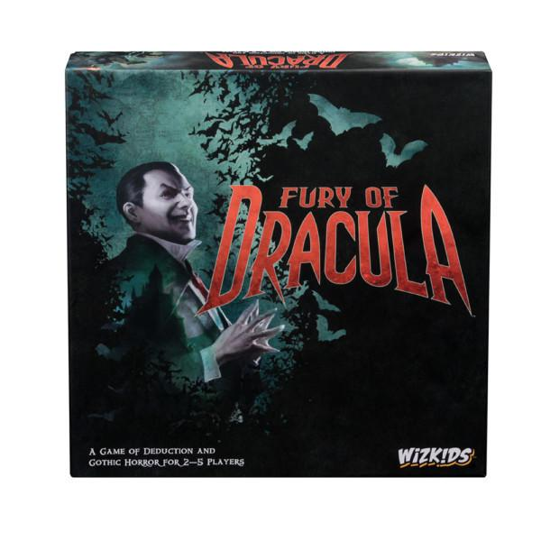 Fury of Dracula (fourth edition) | Gamers Grove
