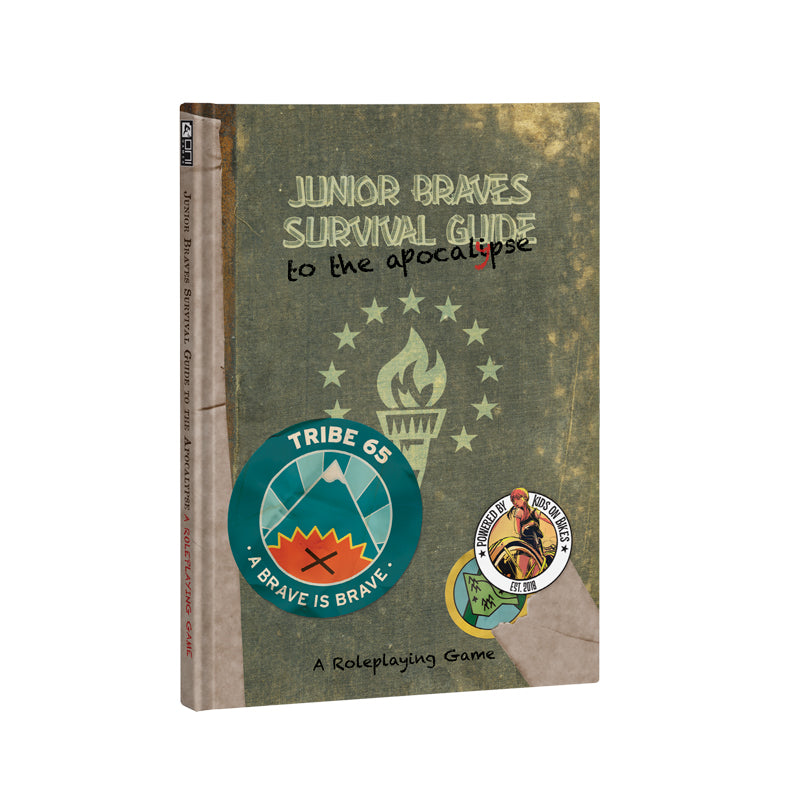 Junior Braves Survival Guide to the Apocalypse - a Roleplaying Game | Gamers Grove
