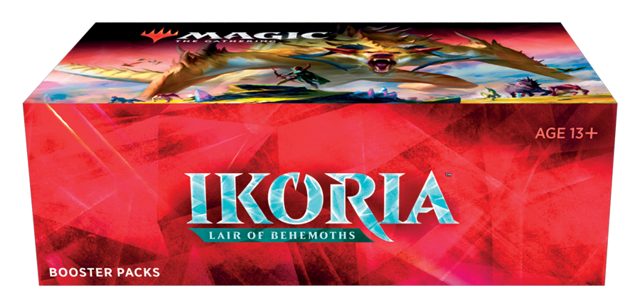 Ikoria: Lair of Behemoths Booster Box | Gamers Grove