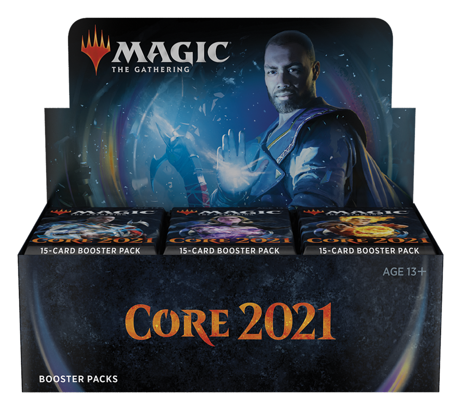 Core Set 2021 Booster Box | Gamers Grove