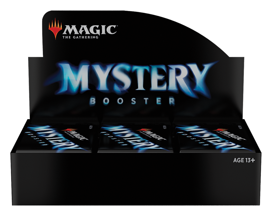 Mystery Booster Box [Retailer Version] | Gamers Grove