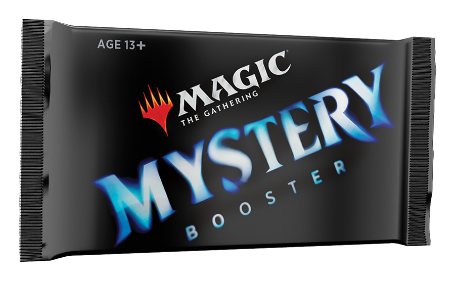 Mystery Booster Pack [Retailer Version] | Gamers Grove
