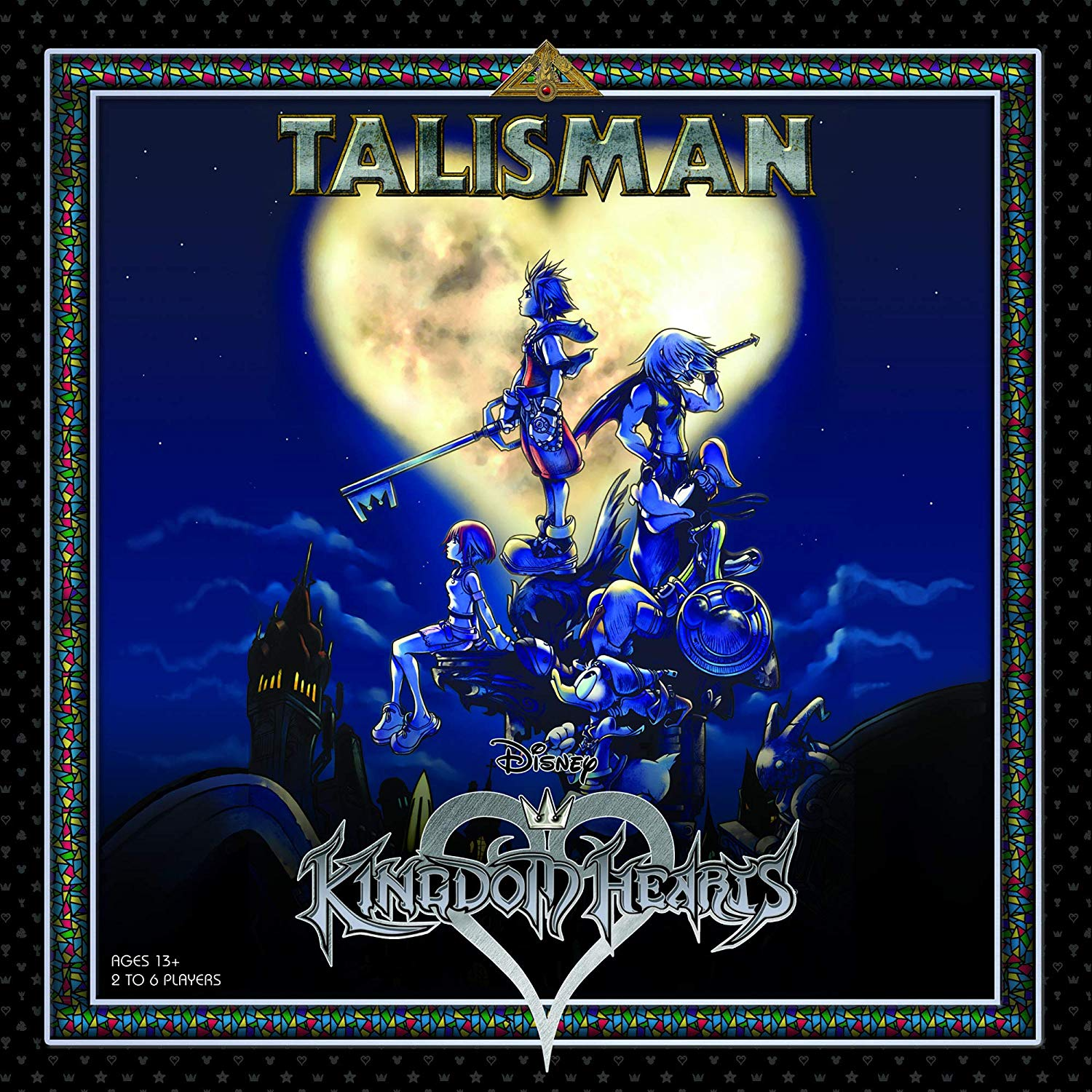 Talisman: Disney Kingdom Hearts | Gamers Grove