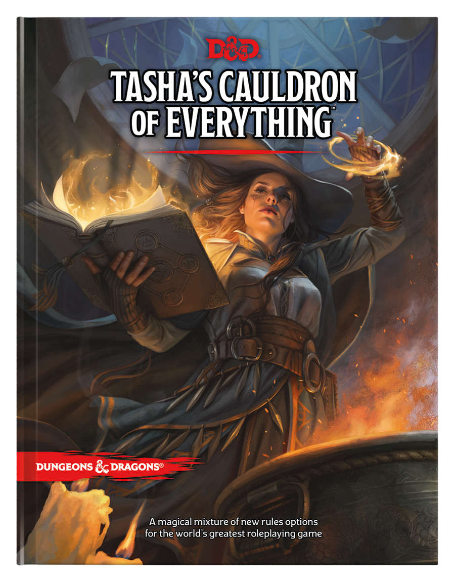 Dungeons & Dragons 5th Edition: Tasha's Cauldron of Everything | Gamers Grove