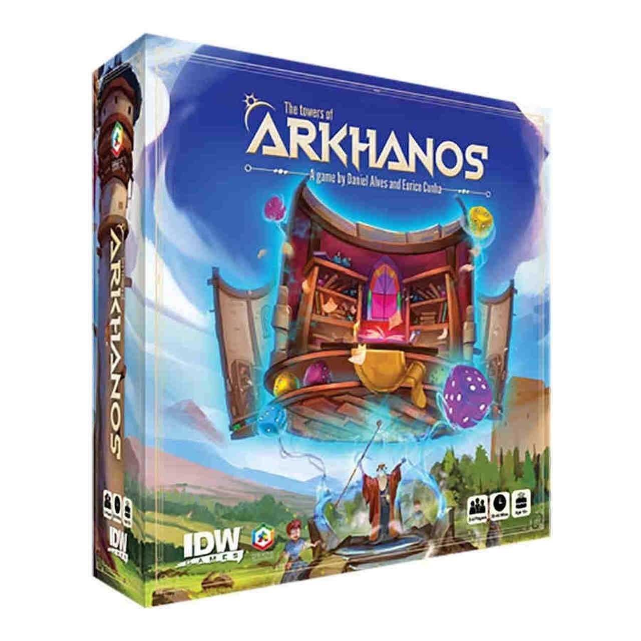 Towers of Arkhanos | Gamers Grove