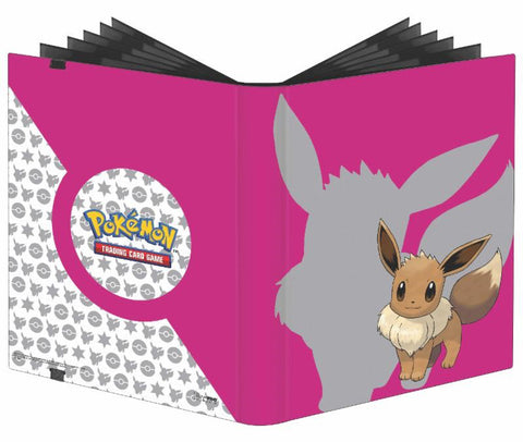 Binder: Pro 9-Pocket Pokemon - Eevee 2019