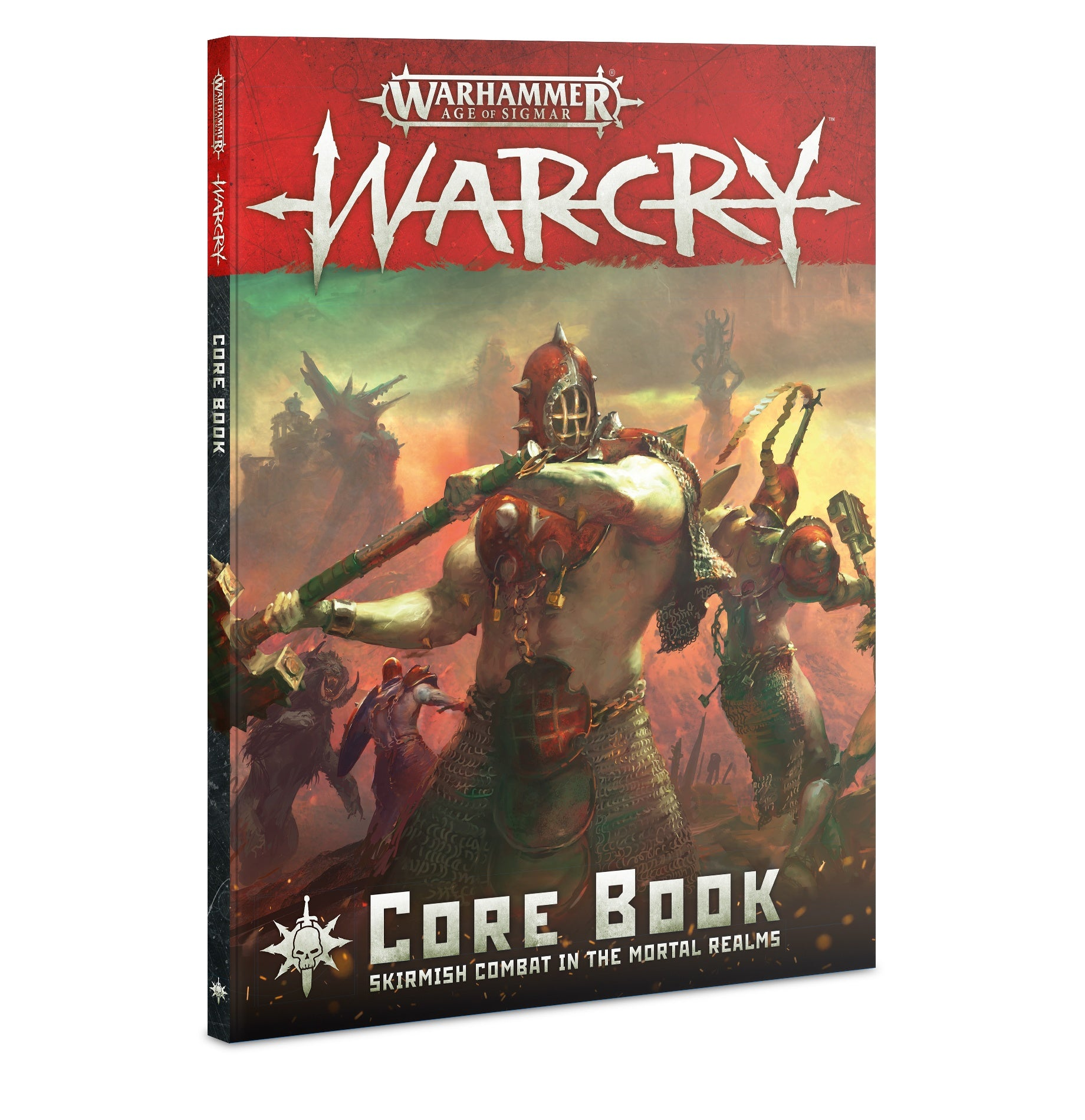 Warhammer Age of Sigmar: Warcry Core Book | Gamers Grove