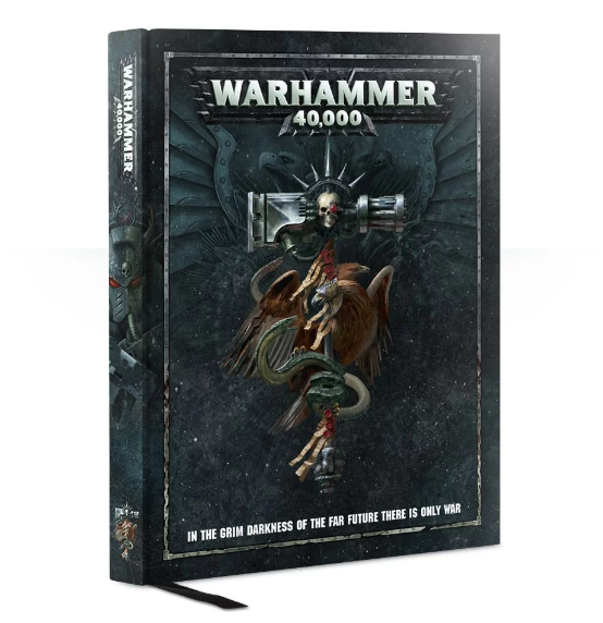 Warhammer 40,000 Core Rulebook
