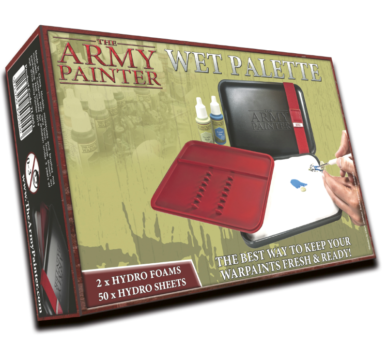 The Army Painter: Wet Palette | Gamers Grove