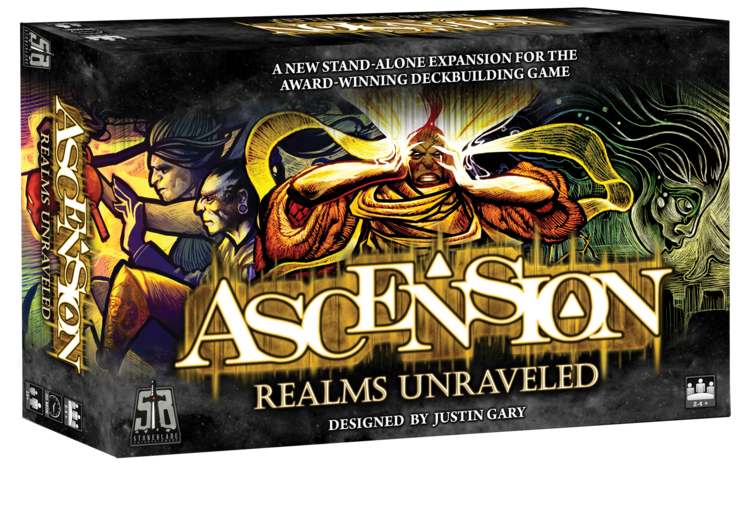 Ascension Realms Unraveled | Gamers Grove