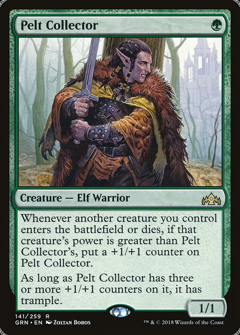 Pelt Collector [Guilds of Ravnica] | Gamers Grove