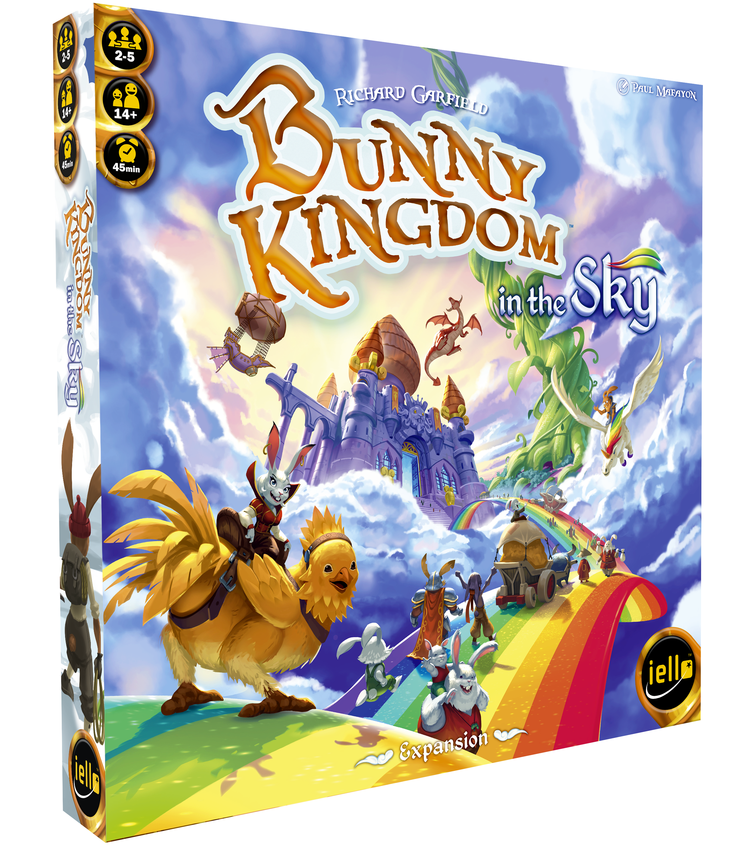 Bunny Kingdom: in the Sky | Gamers Grove