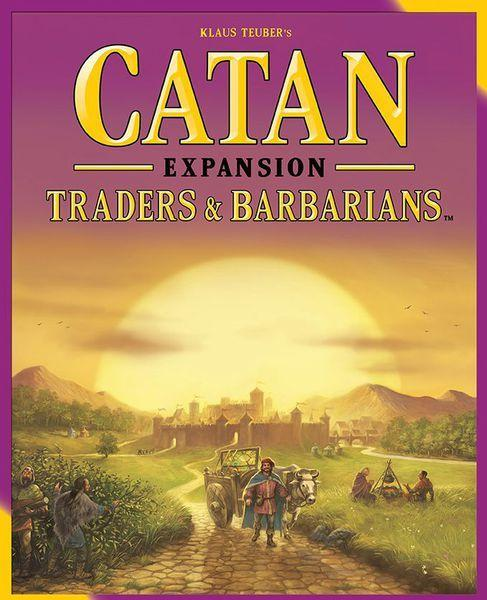 Catan Traders & Barbarians Expansion | Gamers Grove