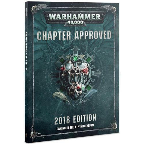 Warhammer 40K: Chapter Approved - 2018 Edition (Softcover)