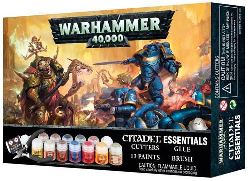 Warhammer 40K: Citadel Essentials | Gamers Grove