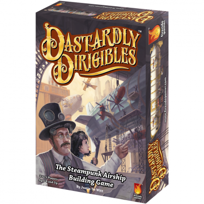 Dastardly Dirigibles | Gamers Grove