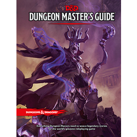 Dungeons & Dragons 5th Edition: Dungon Master's Guide | Gamers Grove