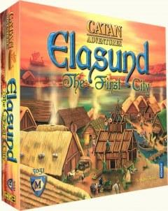 Catan: Elasund First City of Catan | Gamers Grove