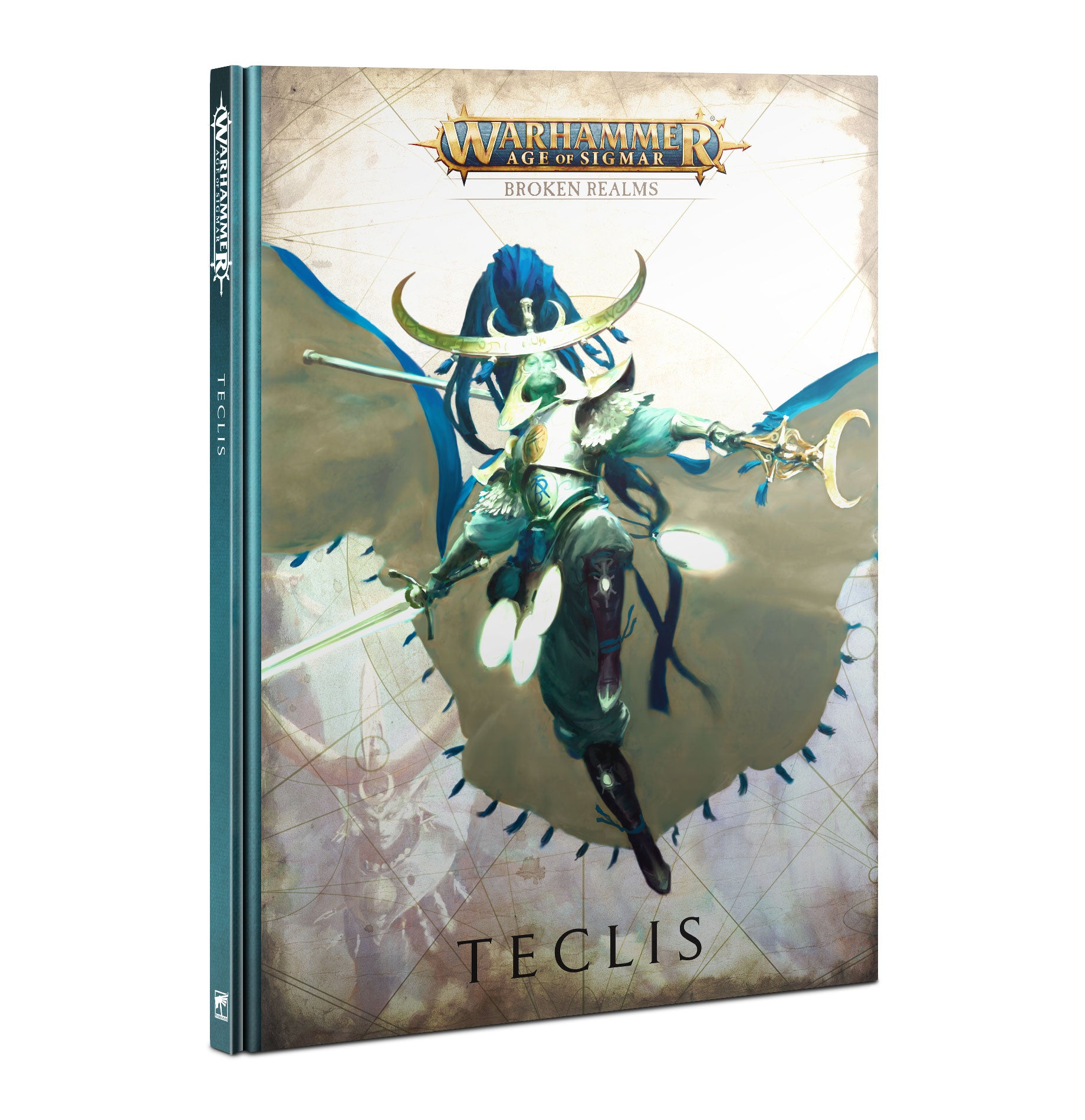 Age of Sigmar: Broken Realms - Teclis | Gamers Grove
