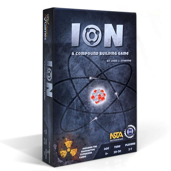 Ion: A Compound Building Game | Gamers Grove