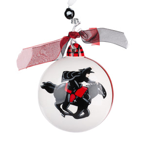Texas Tech Mascot Ornament