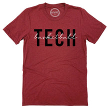 TTU Basketball Short Sleeve Tee