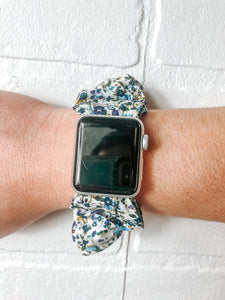 Scrunchie Watch Bands