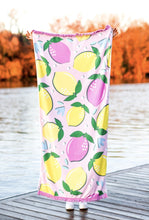 Life Gives You Lemons Beach Towel