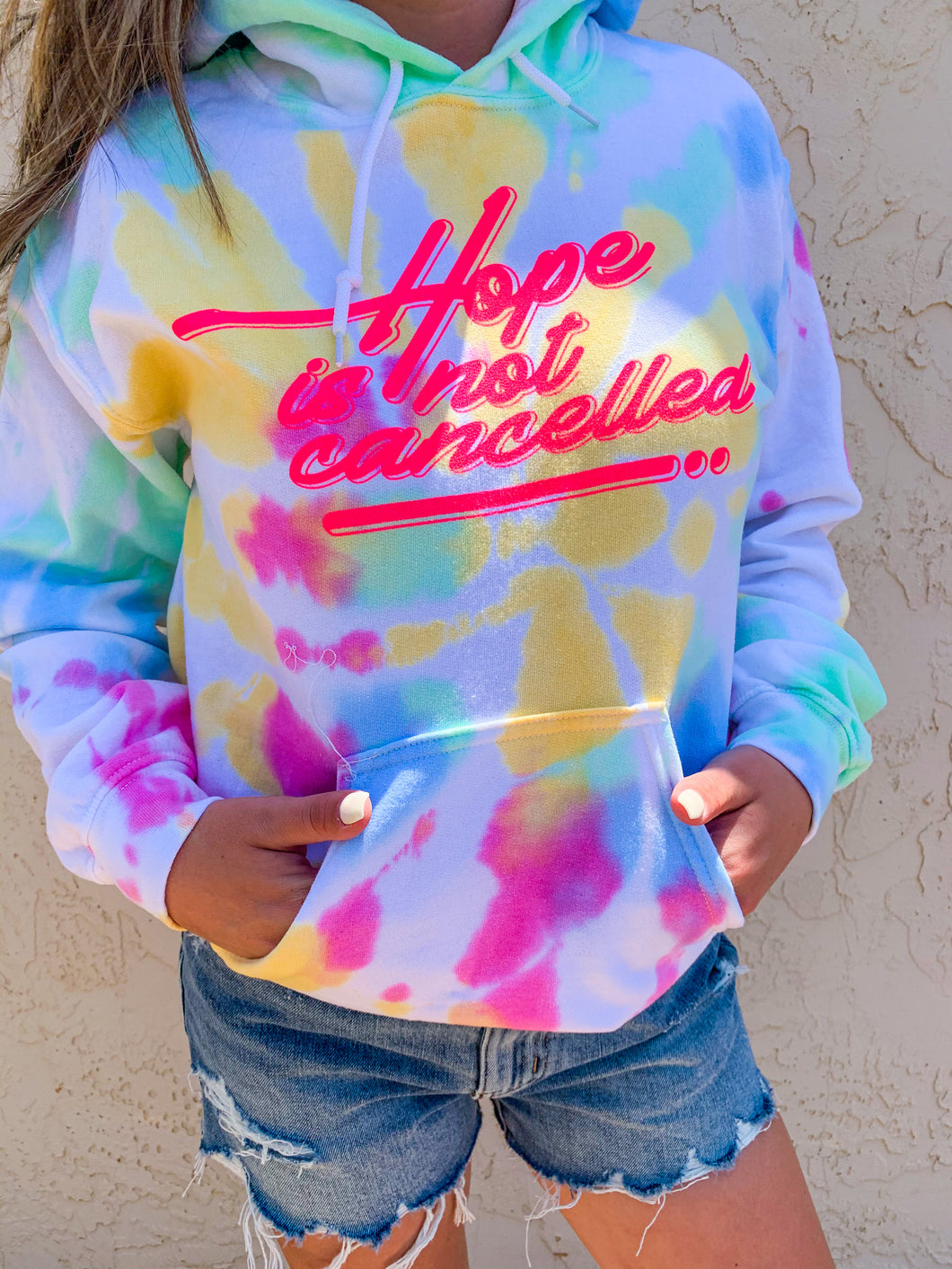Hope is Not Cancelled Sweatshirt