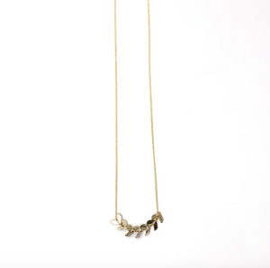 Alanis Necklace in Gold