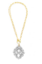 Dare to Deco Convertible Pendant Necklace
