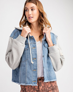 Aiden Denim Jacket