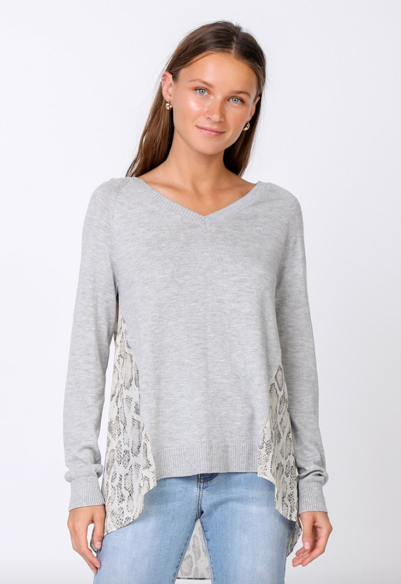 Viv Knit Top