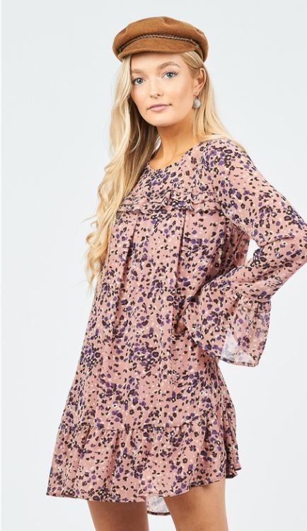 Harlow Mini Dress