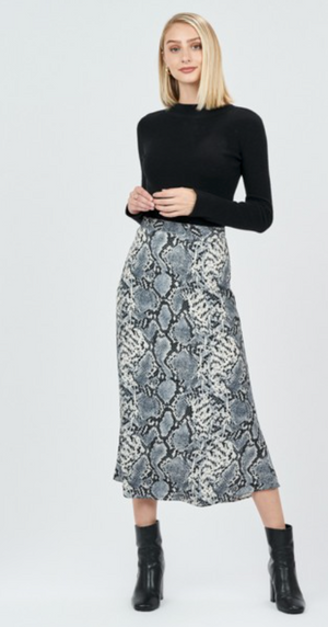 With You Midi Skirt