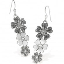 Flora French Wire Earrings