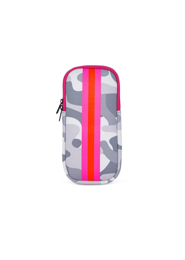 Ev Glasses Case in Grey Camo