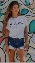 Saved Cloud Tie Dye Vintage Tee
