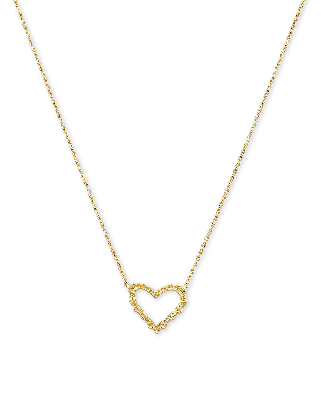 Sophee Heart Pendant Necklace
