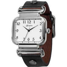 Montecito reversible Leather Watch
