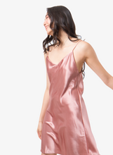 Load image into Gallery viewer, Classic Silk Slip Dress