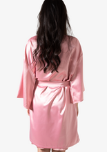 Load image into Gallery viewer, Silk Robe