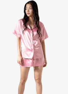 Chriselle Silk Pyjama Set
