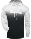 Sportabella Lacrosse Youth Ombre Hooded Sweatshirt