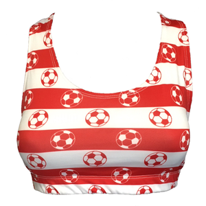 Sportabella USA Sublimated Soccer Bra