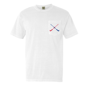 Sportabella Field Hockey Short Sleeve Front Pocket Tee