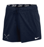 Sportabella Lacrosse Nike Women's Dry Attack Heathered Short