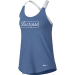 Sportabella Lacrosse Nike Dri-Fit Women's Training Tank