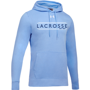Sportabella Lacrosse Under Armour Hustle Fleece Hoody