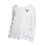Sportabella Lacrosse Nike Dri-FIT Women's Long Sleeve Training Top